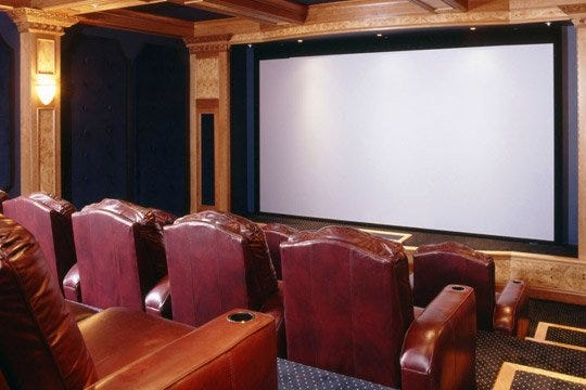Home Theater Furniture