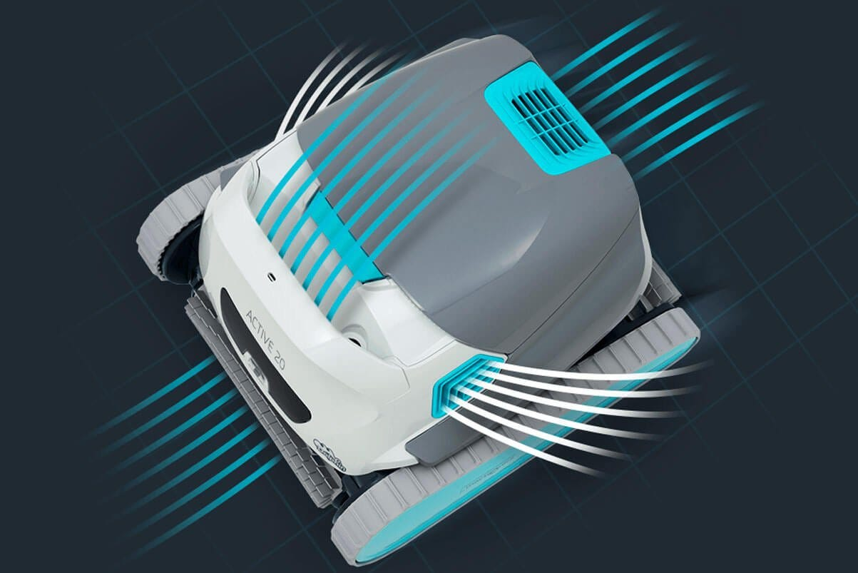 Dolphin Active 20 Automatic Pool Cleaner