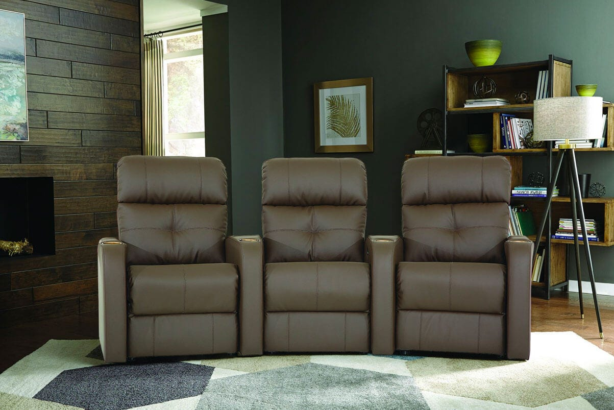 Audio Home 3-Seat Theater Group
