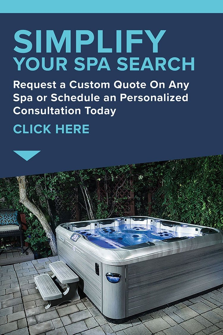 Request a Custom Spa Quote from Scioto Valley