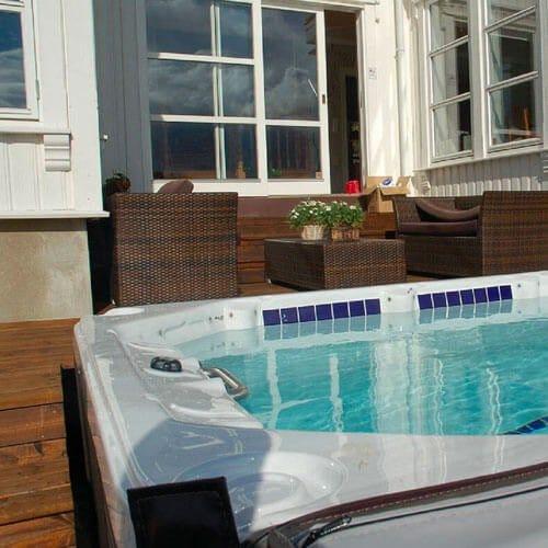 Freestyle Swim Spa