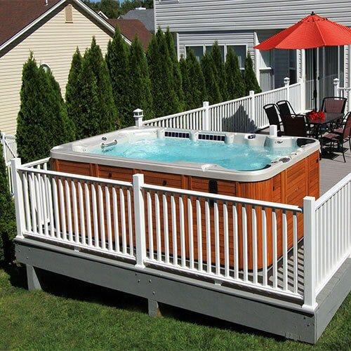 Malibu Swim Spa