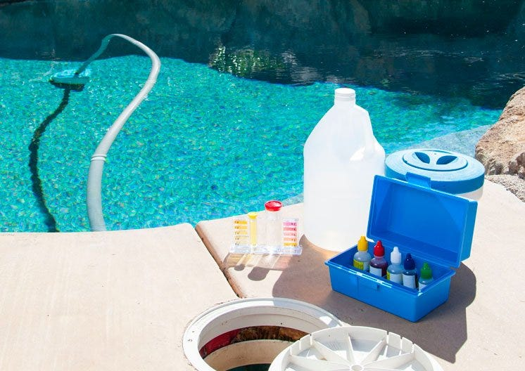 Pool Care & Maintenance