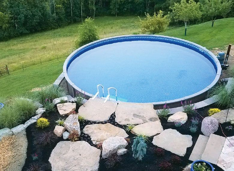Radiant Pools from Scioto Valley