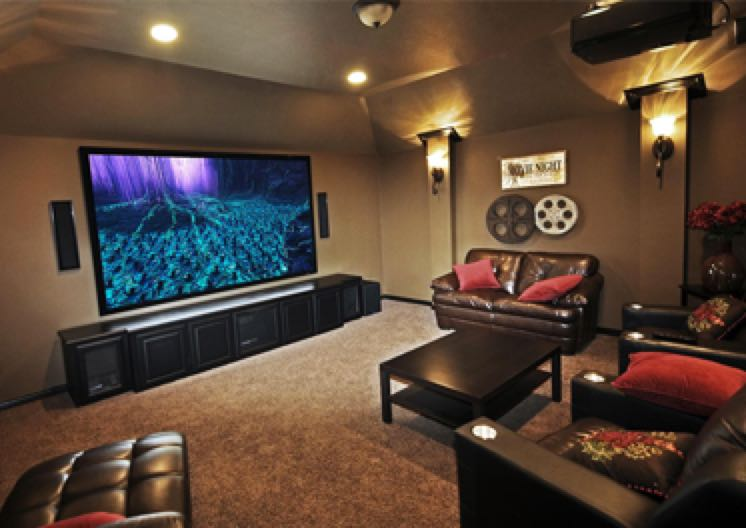 Home Theaters from Watson's